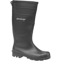 Schoenen Heren Regenlaarzen Dunlop Universal Zwart