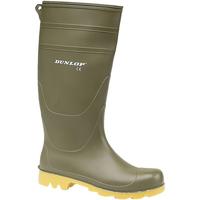 Schoenen Heren Regenlaarzen Dunlop Universal Groen