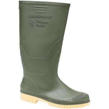 Schoenen Heren Regenlaarzen Dikamar Administrator Wellington Groen