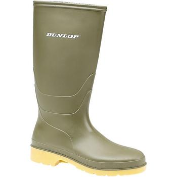 Schoenen Kinderen Regenlaarzen Dunlop 16247 Groen