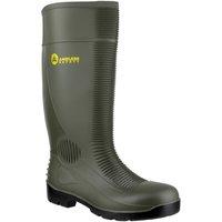 Schoenen Heren veiligheidsschoenen Amblers FS99 Safety Green Wellingtons Groen