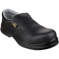 Schoenen Mocassins Amblers FS661 Safety Boots Zwart