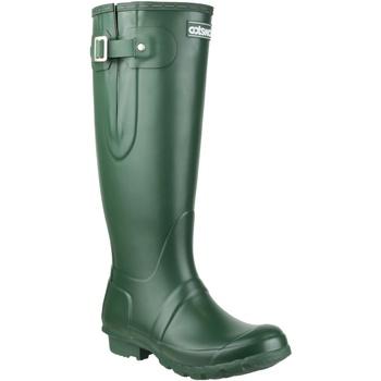 Schoenen Regenlaarzen Cotswold Windsor Welly Boot Groen