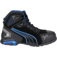 Schoenen Heren Hoge sneakers Puma Rio Mid Zwart