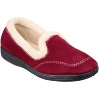Schoenen Dames Sloffen Fleet & Foster  Bourgondië