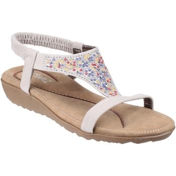 Schoenen Dames Sandalen / Open schoenen Divaz  Wit