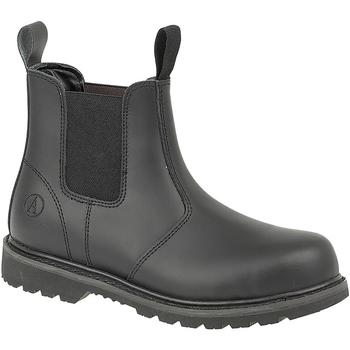 Schoenen veiligheidsschoenen Amblers FS5 Zwart