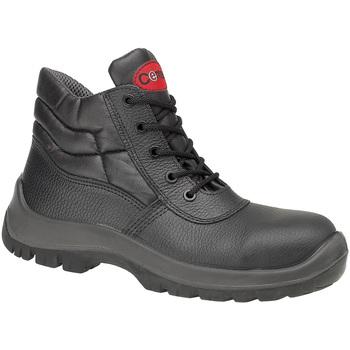 Schoenen Heren veiligheidsschoenen Centek FS30C SAFETY Zwart
