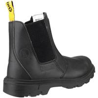 Schoenen Heren Laarzen Centek FS129 SAFETY Zwart