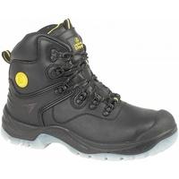 Schoenen Dames veiligheidsschoenen Amblers FS198 Safety Zwart