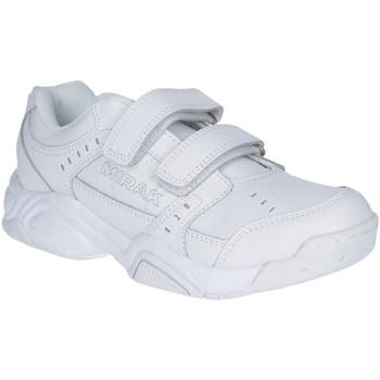 Schoenen Dames Lage sneakers Mirak Contender Lace Wit