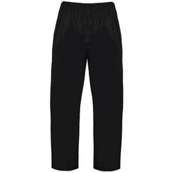 Textiel Heren Trainingsbroeken Regatta RG033 Zwart