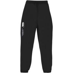 Textiel Heren Trainingsbroeken Canterbury CN250 Zwart