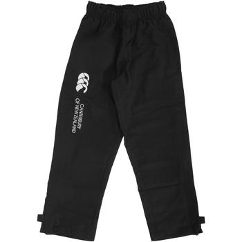 Textiel Kinderen Trainingsbroeken Canterbury CN250B Zwart