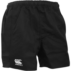 Textiel Heren Korte broeken / Bermuda's Canterbury Advantage Zwart