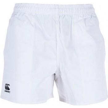 Textiel Kinderen Korte broeken / Bermuda's Canterbury CN310B Wit