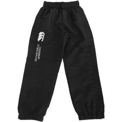 Textiel Kinderen Trainingsbroeken Canterbury CN251B Zwart