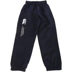 Textiel Kinderen Trainingsbroeken Canterbury CN251B Marine