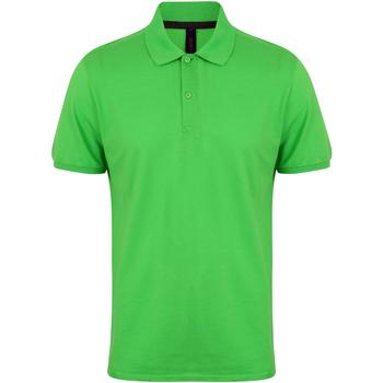 Textiel Heren Polo's korte mouwen Henbury HB101 Kalk