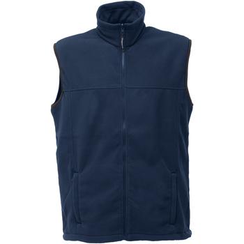 Textiel Heren Fleece Regatta RG182 Marine