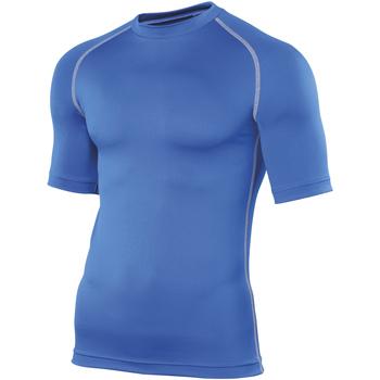 Textiel Heren T-shirts korte mouwen Rhino RH002 Koninklijk