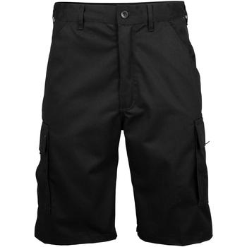 Textiel Heren Korte broeken / Bermuda's Rty Workwear RT031 Zwart