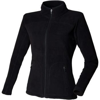 Textiel Dames Fleece Skinni Fit SK028 Zwart
