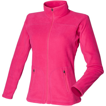 Textiel Dames Fleece Skinni Fit SK028 Marine