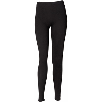 Textiel Dames Leggings Skinni Fit SK064 Zwart