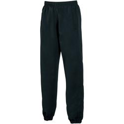 Textiel Heren Trainingsbroeken Tombo Teamsport TL047 Zwart