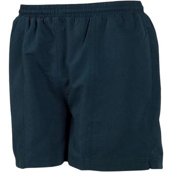 Textiel Dames Korte broeken / Bermuda's Tombo Teamsport TL80F Marine
