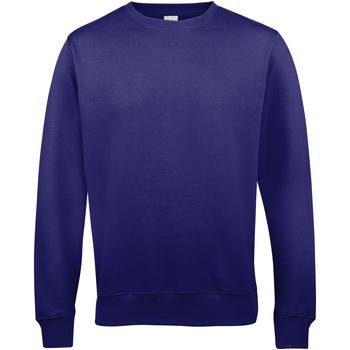Textiel Heren Sweaters / Sweatshirts Awdis JH030 Paars