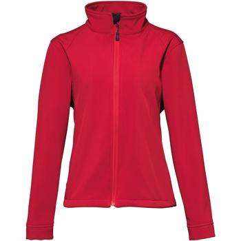 Textiel Dames Fleece 2786 TS12F Rood