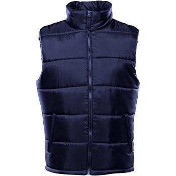Textiel Heren Dons gevoerde jassen 2786 TS015 Marine