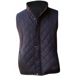 Textiel Heren Vesten / Cardigans Front Row FR903 Zwart