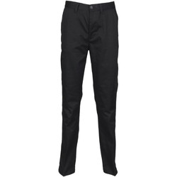 Textiel Heren Pantalons Henbury HB640 Zwart