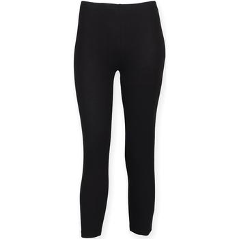Textiel Dames Leggings Skinni Fit SK068 Zwart