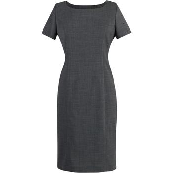 Textiel Dames Korte jurken Brook Taverner Teramo Houtskool