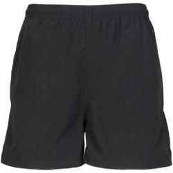 Textiel Kinderen Korte broeken / Bermuda's Tombo Teamsport TL809 Zwart