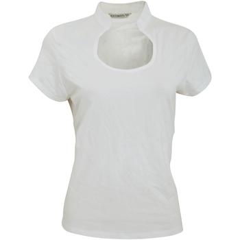 Textiel Dames T-shirts korte mouwen Kustom Kit KK755 Wit