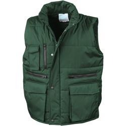 Textiel Heren Vesten / Cardigans Result R127A Fles