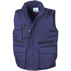 Textiel Heren Vesten / Cardigans Result R127A Koninklijk