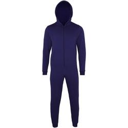 Textiel Kinderen Pyjama's / nachthemden Colortone CC01J Marine