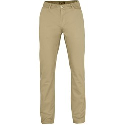 Textiel Heren Chino's Asquith & Fox AQ050 Khaki