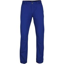 Textiel Heren Chino's Asquith & Fox AQ050 Koninklijk
