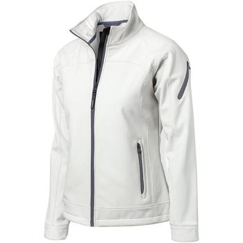 Textiel Dames Fleece Nimbus NB30F Wit