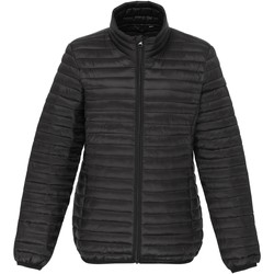 Textiel Dames Dons gevoerde jassen 2786 TS18F Zwart