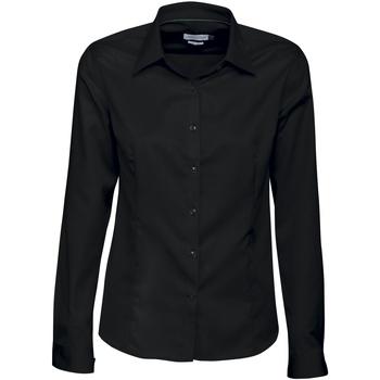 Textiel Dames Overhemden J Harvest & Frost JF003 Zwart