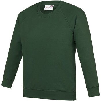 Textiel Kinderen Sweaters / Sweatshirts Awdis AC01J Smaragd