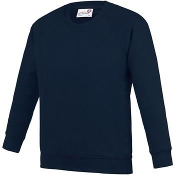 Textiel Kinderen Sweaters / Sweatshirts Awdis AC01J Marine